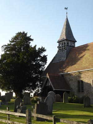 Preston Bagot Church