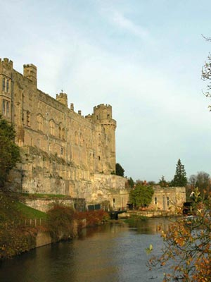 the old rectory, activities, warwick castle